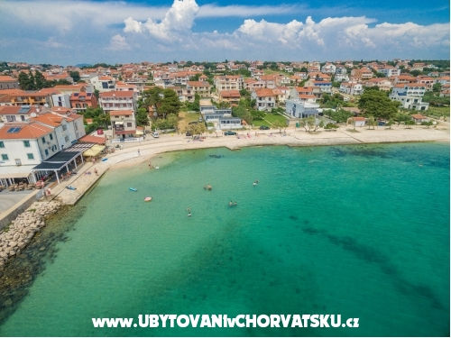 Rasin Apartments - Pakoštane Croatia