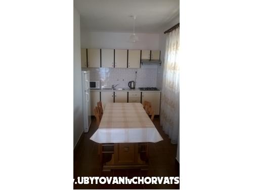 Apartmanok Šimun - Pakoštane Horvátország