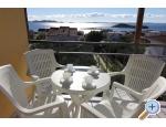 Sea view Apartmentt Haus - Pakoštane Kroatien