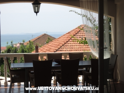 Appartements in Villa - Pakoštane Croatie