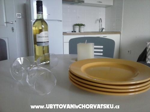 Apartmány Luka Pakoštane - Pakoštane Chorvátsko