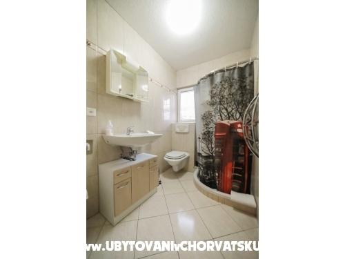 Apartmány Ivišić - Pakoštane Chorvatsko