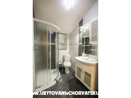 Apartmány Ivišić - Pakoštane Chorvátsko