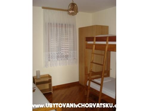 Apartmány Fijan - Pakoštane Chorvatsko