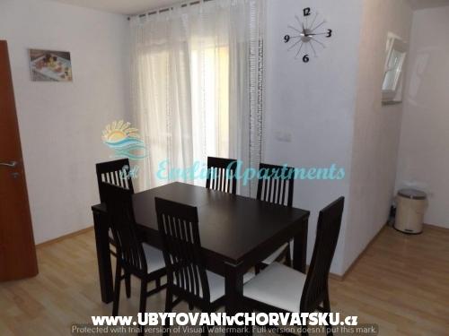 Hiša Evelin - Pakoštane Hrvaška