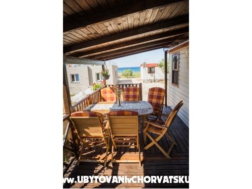 Mobile beach house Lovre Blaž - Pakoštane Chorvátsko