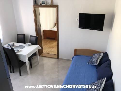 Pakoštane apartmani Ana - Pakoštane Chorvátsko