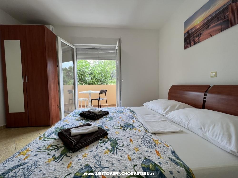 Villa Julia 3 *** - Pakoštane Chorvatsko