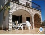 Villa direct at Beach, Pakostane, Kroatien