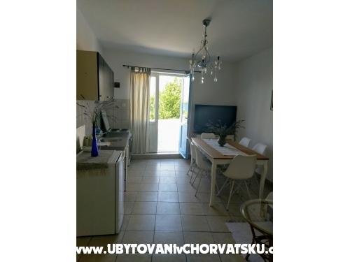 Apartman Tkon - ostrov Pašman Horvátország