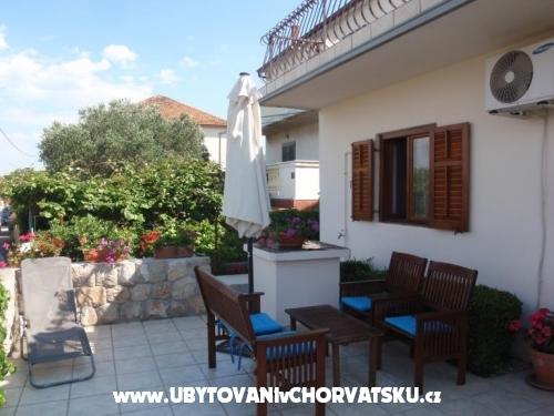 апартаменты Blazenka - ostrov Pa�man Хорватия
