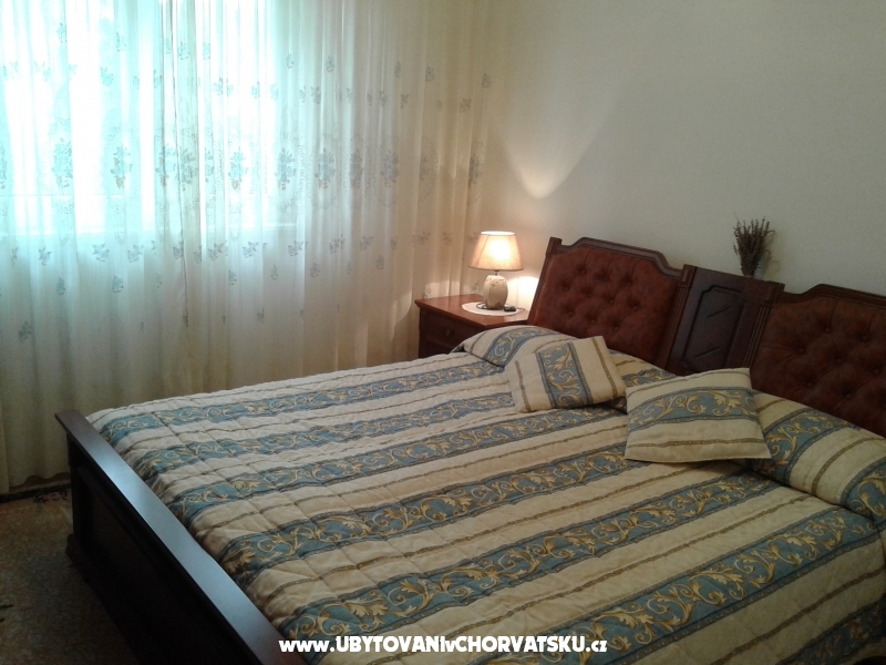 Apartmanok Fantov - ostrov Pa�man Horv�torsz�g