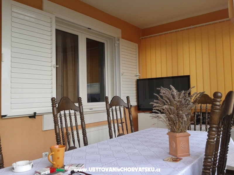 Apartm�ny Fantov - ostrov Pa�man Chorvatsko