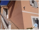 Appartements Fantov - ostrov Pa�man Kroatien