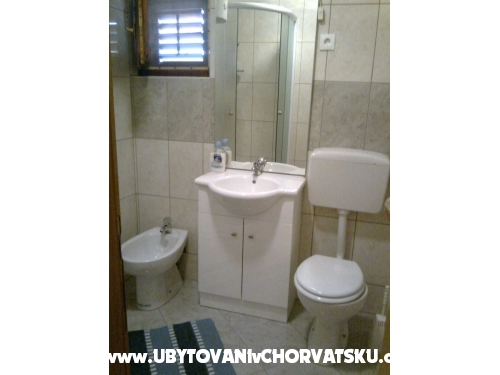 Apartments Horvat - ostrov Pa�man Croatia