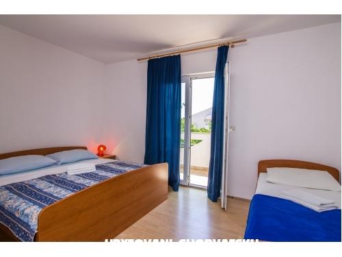 Apartamenty Maestral - ostrov Pašman Chorwacja