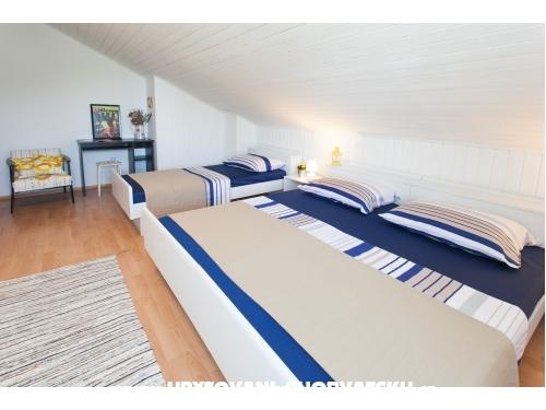 апартаменты Maris - ostrov Pa�man Хорватия