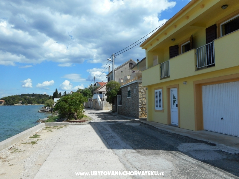 Apartmány Maris - ostrov Pašman Chorvatsko