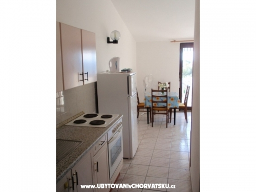 Appartements Micka - ostrov Pa�man Croatie