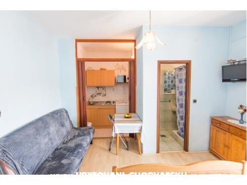 апартаменты Dragica Pedi�i� - ostrov Pa�man Хорватия