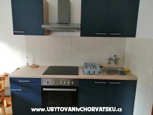 Apartmány Dragica Pedisic - ostrov Pašman Chorvatsko
