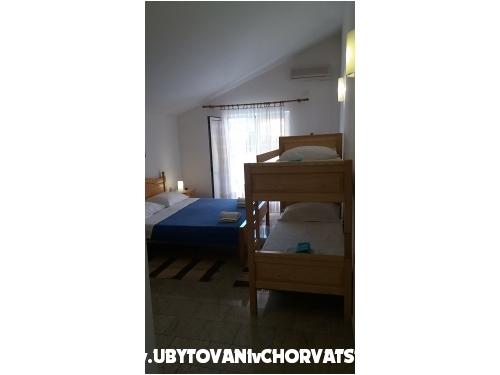 Apartmány Barbara - ostrov Pašman Chorvatsko