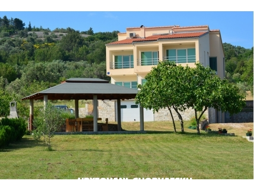 Appartements Villa Banjka - ostrov Pa�man Croatie