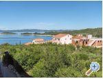 Apartmanok Ždrelac - ostrov Pašman Horvátország