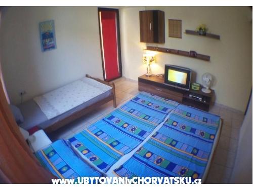 Apartmány More - ostrov Pašman Chorvatsko