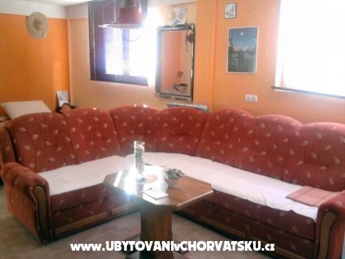 Apartmány More - ostrov Pašman Chorvátsko