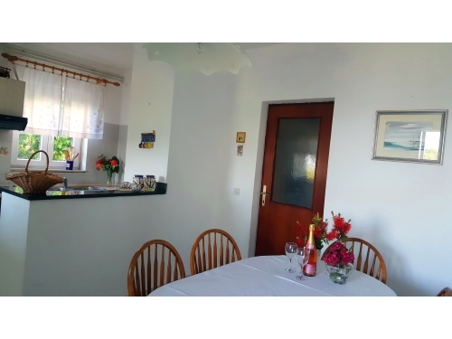 Appartements Nena - ostrov Pa�man Croatie