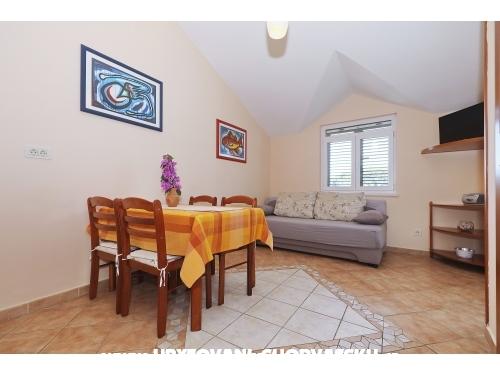 Apartm�ny Suzana - ostrov Pa�man Chorvatsko