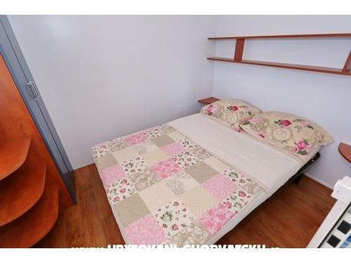 Appartements Campement Ortić - ostrov Pašman Croatie