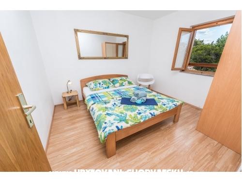 Robinson house Bosiljka - ostrov Pašman Horvátország