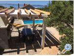 Robinson house Bosiljka - ostrov Pa�man Hrvatska
