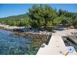 Robinson house Bosiljka - ostrov Pa�man Kroatien