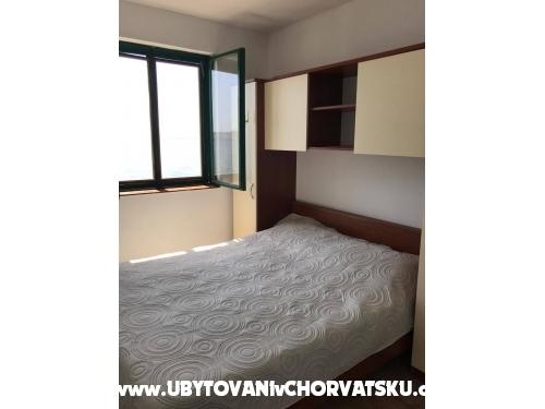 Vila Robinson - ostrov Pašman Chorvatsko