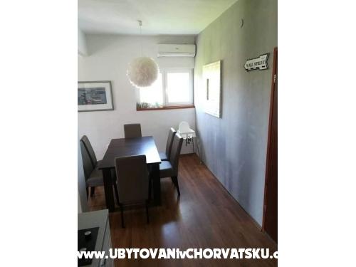 Apartmani Villa Esperanza - ostrov Pašman Hrvatska