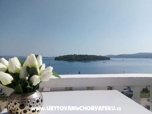 Apartmány Villa Esperanza - ostrov Pašman Chorvatsko