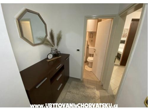 Apartmány Andjela - Petrčane Chorvátsko