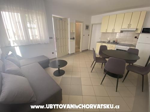 Apartmani Andjela - Petrčane Hrvatska