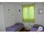 Apartmány Villa  Antonija - Petrčane Chorvatsko