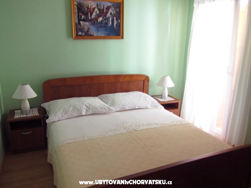 Apartamenty Bukvi� - Petr�ane Chorwacja