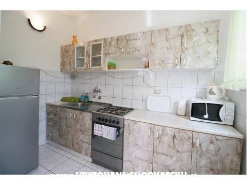 Apartmány Darko - Petrčane Chorvatsko