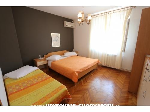 Apartmány Ivan - Petrčane Chorvátsko