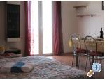 Appartements Niksa - Petrčane Kroatien