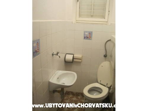 Apartmanok Velimira - Petrčane Horvátország