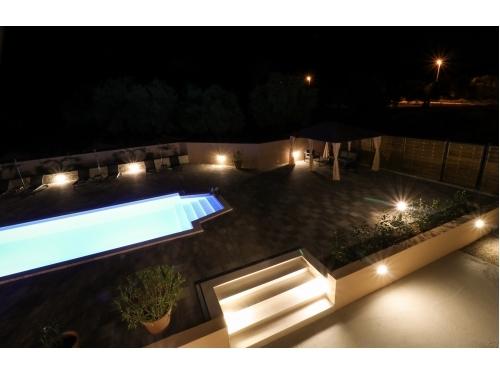 House with pool - Villa Marijana - Petrčane Croatia
