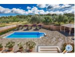 House with pool - Villa Marijana , Petrcane, Kroatien