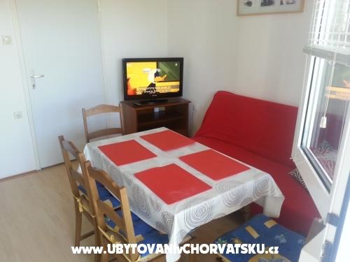 Apartman Ruža - Pirovac Horvátország